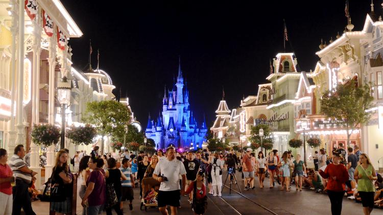 The crowds were bigger, the surprises were better and the summer tourism season kicked into gear during Disney's latest 24-hour event.