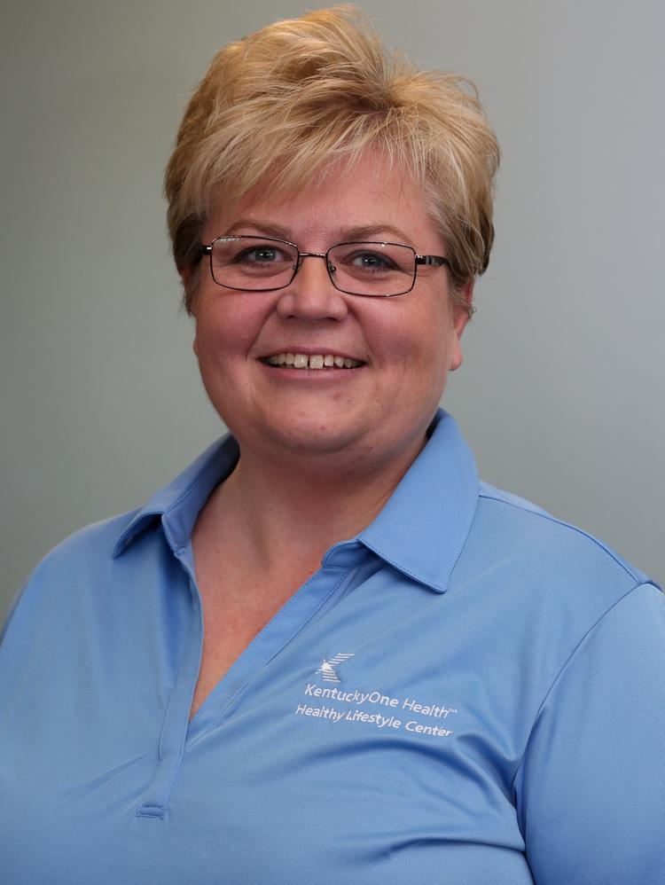 Carol Jo Stephens has been named director of KentuckyOne's healthy lifestyle centers.