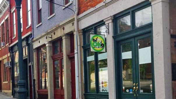 BoBa Cha, a small Over-the-Rhine bubble tea shop, is owned by Ingrid Huang and Andrew Lui.