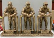 Sparky Anderson statues created by Associated Premium Corp.