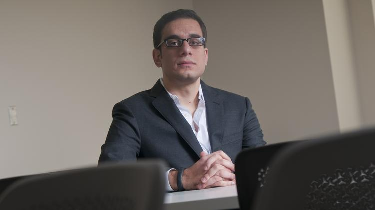 Hesam Panahi is one of the founders of the Bayou Startup Showcase.