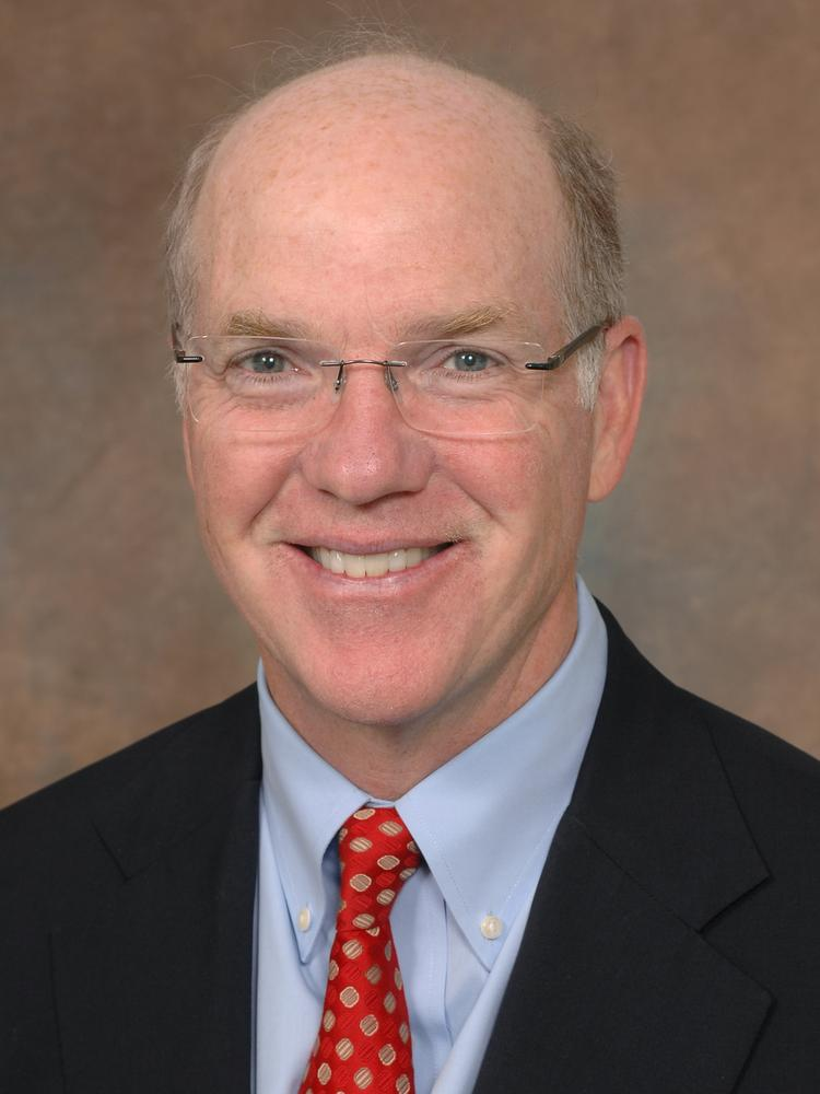 Dr. William Barrett, director of UC's Cancer Institute, is organizing the University Retreat for Research–Cincinnati Charge Against Cancer/Cancer Curathon.