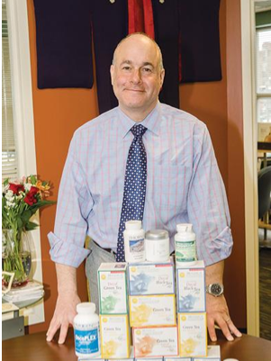 Antony Talalay is CEO of Brassica Protection Products LLC in Baltimore.