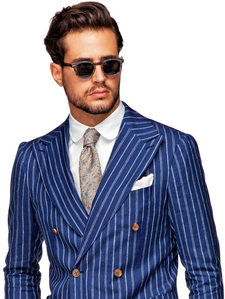 International men's fashion brand Suitsupply opened a store in Scottsdale this month.