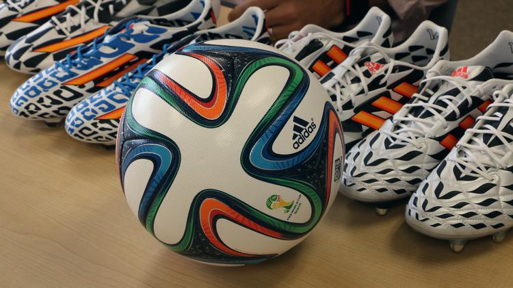 Many Orlando firms are hosting World Cup soccer parties in the office tomorrow for their employees.