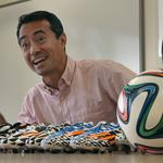 Why Adidas' <strong>Ernesto</strong> <strong>Bruce</strong> expects a historic World Cup