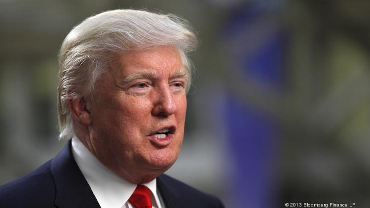 Donald Trump says when you're attacked, you've got to attack back -- and he loves doing that.