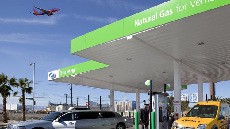 Natural Gas Stations >> Natural Gas Filling Stations Sprout Up In Kc Kansas City Business