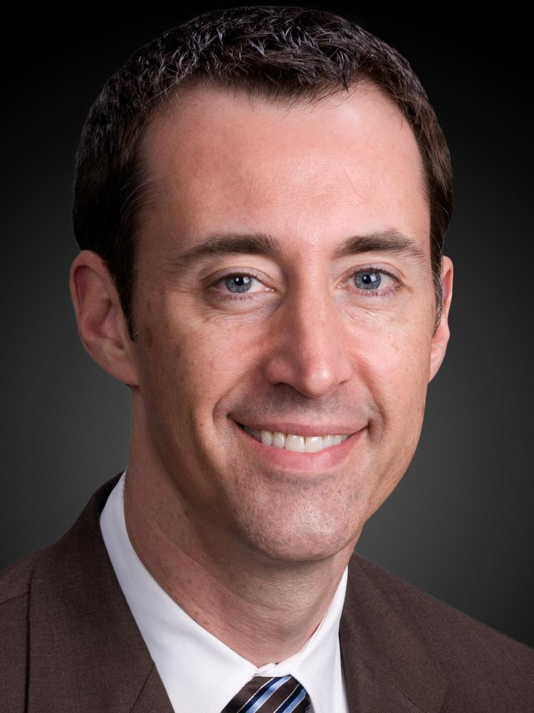 Eric Becker, COO of Research Medical Center