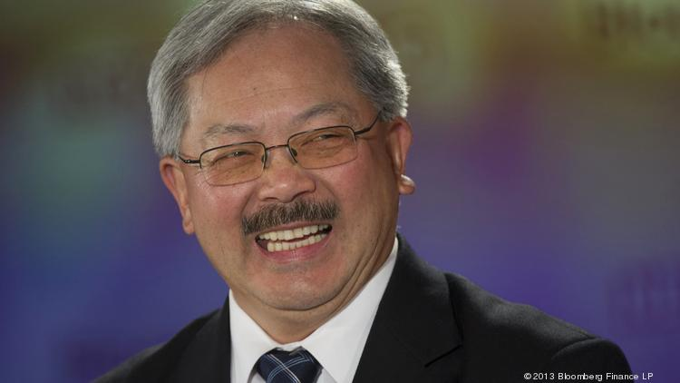 "Edward ""Ed"" Lee, mayor of San Francisco, is supporting a November ballot initiative that would boost the city's minimum wage to $15 an hour by July 2018, and increase it incrementally between May 2015 and then."