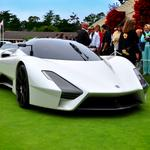 Green light for 276 mph supercar factory