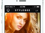 StyleBee's app allows you on-demand ordering of beauty services much like the poplar other consumer apps Uber, Washio and Wen Wen.