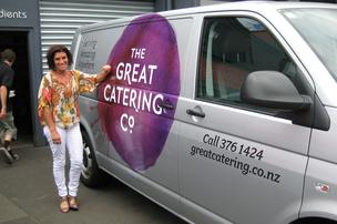 Sue Fleischl, The Great Catering Company