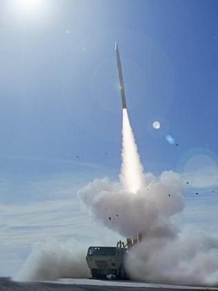 The Thaad system is made by Missiles and Fire Control unit of Lockheed Martin.