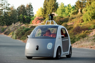 ​Google puts self-driving bubble cars on Bay Area streets