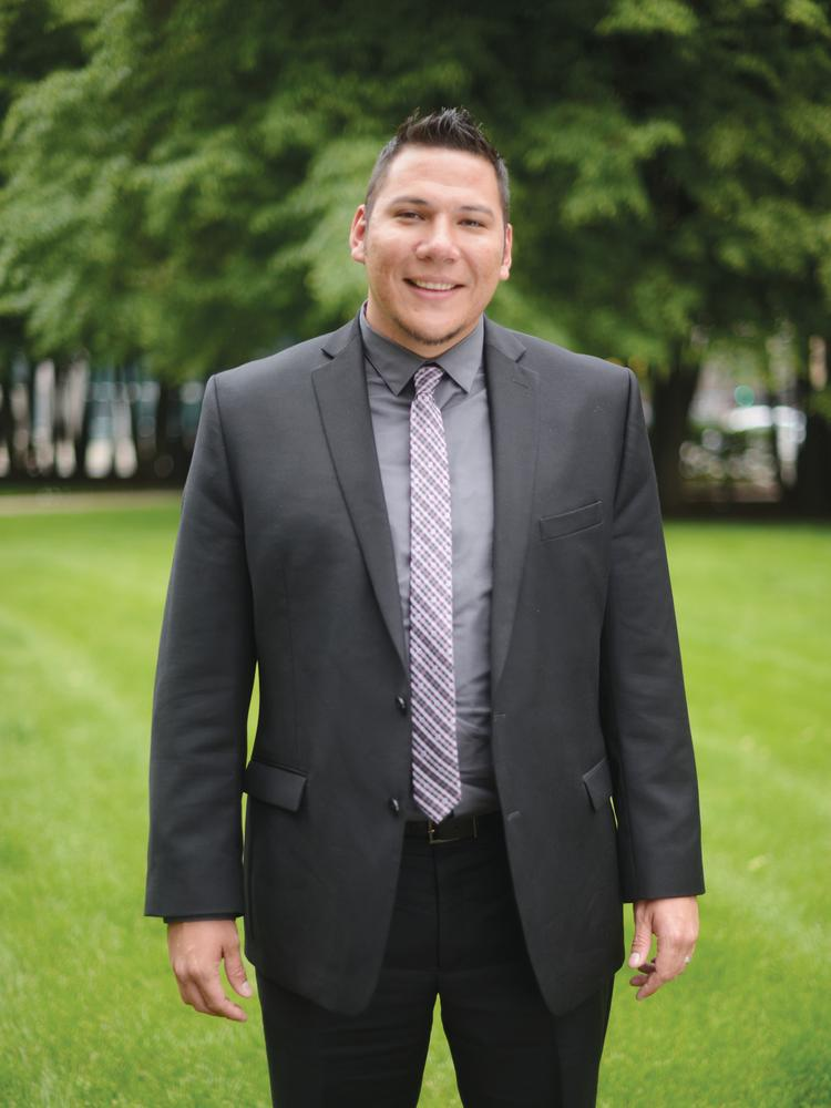 Joseph Nayquonabe Jr., Commissioner of Corporate Affairs at Mille Lacs Band of Ojibwe