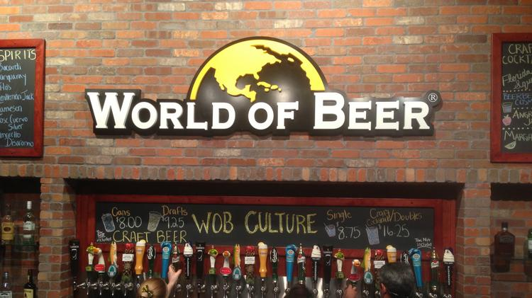 The Wauwatosa World of Beer opens with an 11 a.m. ribbon-cutting Aug. 25.