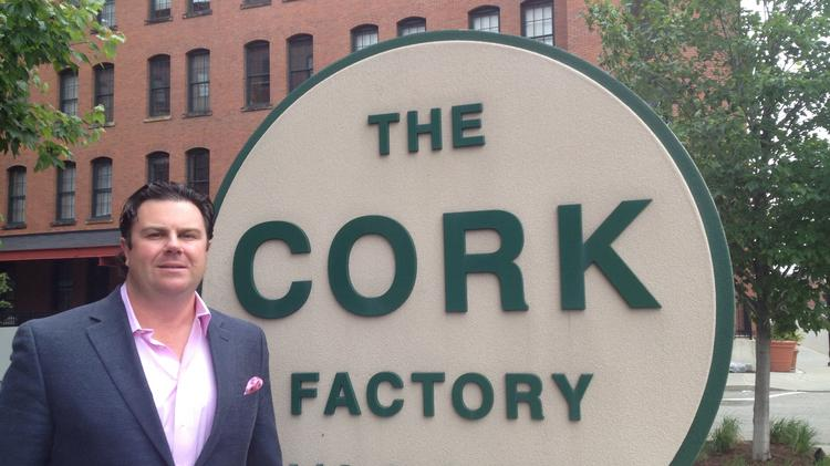 Gary Holloway, Jr., president of GMH Capital Partners, is working to keep his company's new acquisition, the Cork Factory Lofts, positioned at the top of Pittsburgh's apartment market.
