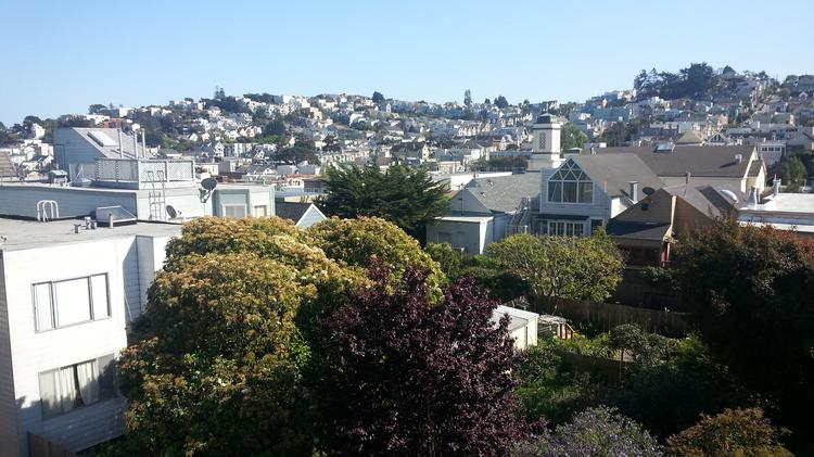 Housing in the Bay Area is too expensive, said those responding to a Bay Area Council survey. But few people want more housing built in their neighborhood.