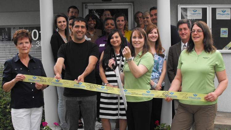 First-time entrepreneur Karyn Brown opened the first Austin franchise of Mosquito Squad in North Austin last week