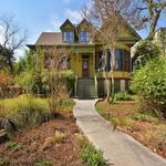 Historic Queen Anne Victorian cottage for sale in Travis Heights - slideshow