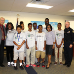 At-risk youth group graduates inaugural JAXEX High Achievers Program