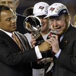 Bucs owner Malcolm <strong>Glazer</strong> dies