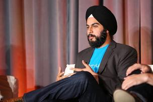 Ampush co-founder and CEO Jesse Pujji