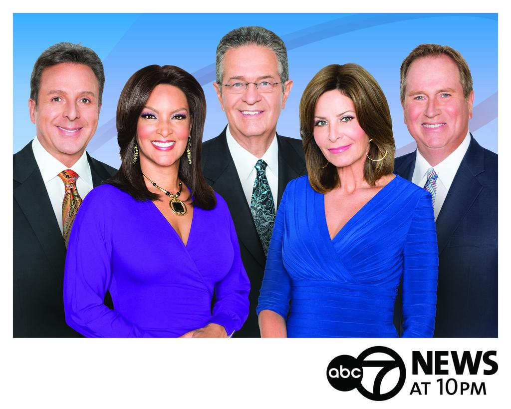 The Channel 5 News Chicago Weekend Anchors {Forum Aden}