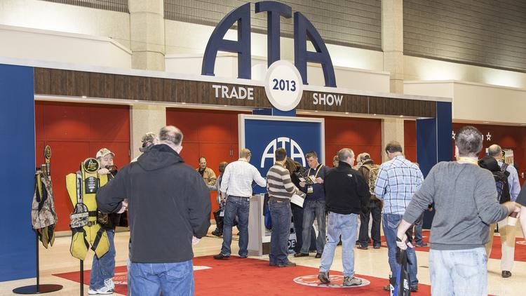The Archery Trade Association last held its annual trade show in Louisville in 2013.