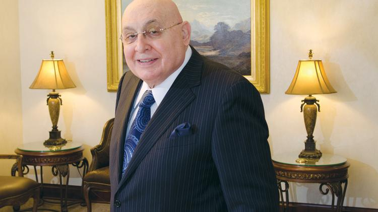 David Mahmood, founder and chairman of Allegiance Capital Corp.