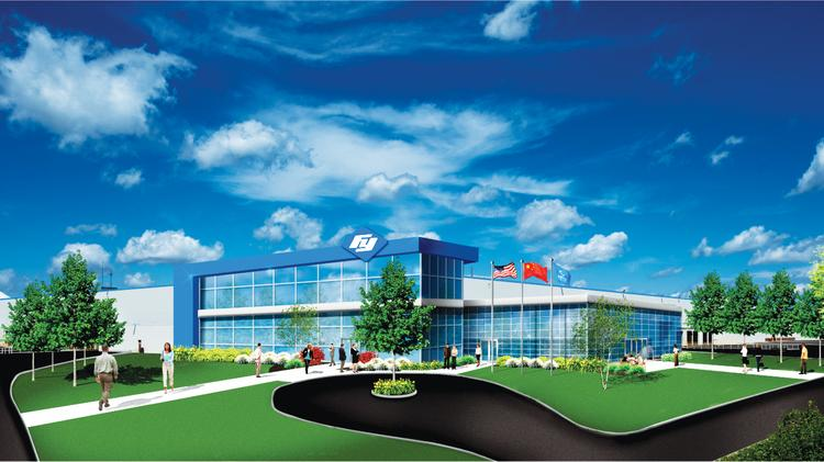 The Fuyao plant in Moraine is one of many big project wins for the Dayton region.
