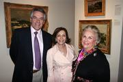 From left, Peter Westmacott, U.K. ambassador to the U.S.; his wife Susie Westmacott; and Jacqueline Mars, co-owner of Mars Inc.