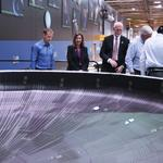 Lockheed's Orion capsule close to being ready