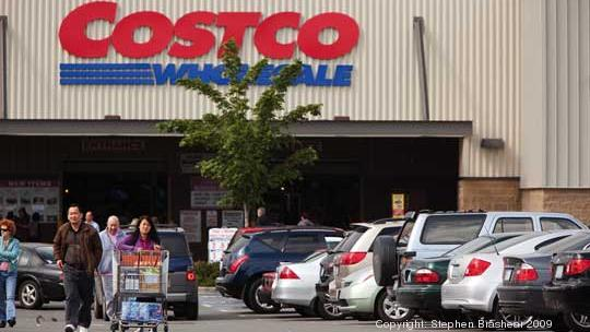 People threatened Costco protests after the retailer pulled a book from its shelves, but Costco said the decision was prompted by poor sales, not politics.