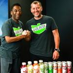 A deal with Pelé kicks energy drink firm Golazo onto national stage