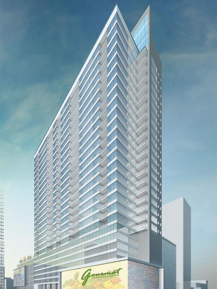Cincinnati Center City Development Corp. will become a partner in the development of a Fourth and Race apartment tower in downtown Cincinnati.