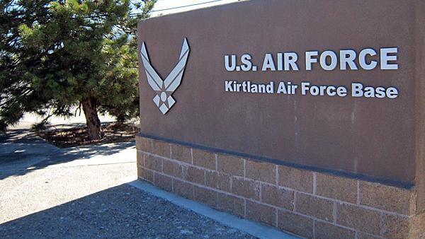 Kirtland Air Force Base in Albuquerque was 35th on a list of the best places to be posted.