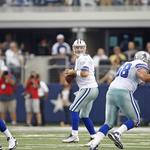 Cowboys make record-tying comeback in 34-31 win over Rams