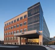 The 80,000-square-foot Angelos Medical Pavilion at Saint Agnes Hospital.