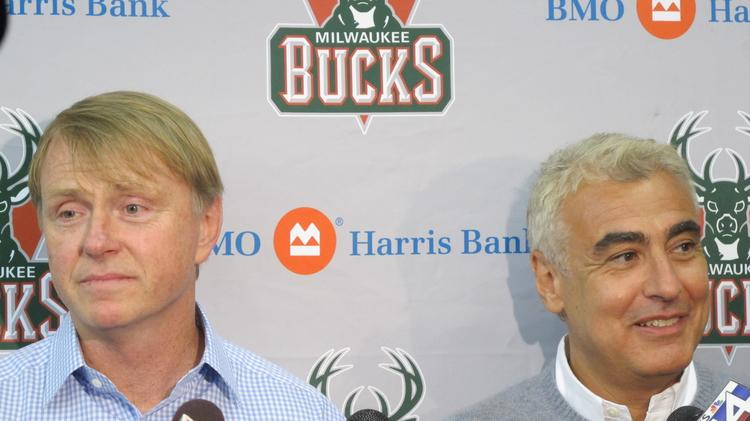 Milwaukee Bucks owners Wes Edens and Marc Lasry beefed up their public relations counsel.