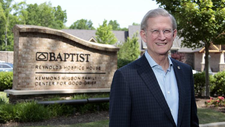 Stephen C. Reynolds, president and CEO of Baptist Memorial Health Care Corp., is closing the book on a distinguished career, retiring after 44 years of service.