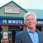 2014 CEO Awards: <strong>Richard</strong> <strong>Brooks</strong>, Express Oil Change & Tire Engineers