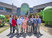 Wichita State University students who operate the Barton International Group consulting firm visited Google Inc. and other Silicon Valley locations last week.