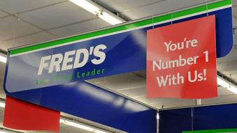 Fred's Inc. may look to move in on markets being vacated by Family Dollar.