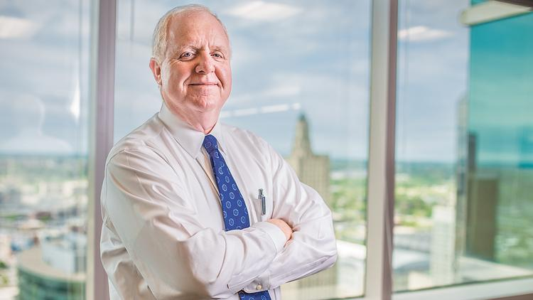 Bank Midwest President Tom Metzger says his primary objective is to transform Bank Midwest and Hillcrest Bank into a single healthy bank.