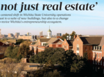 'Not just real estate' — How proximity between industry and academia at Wichita State University could spark growth