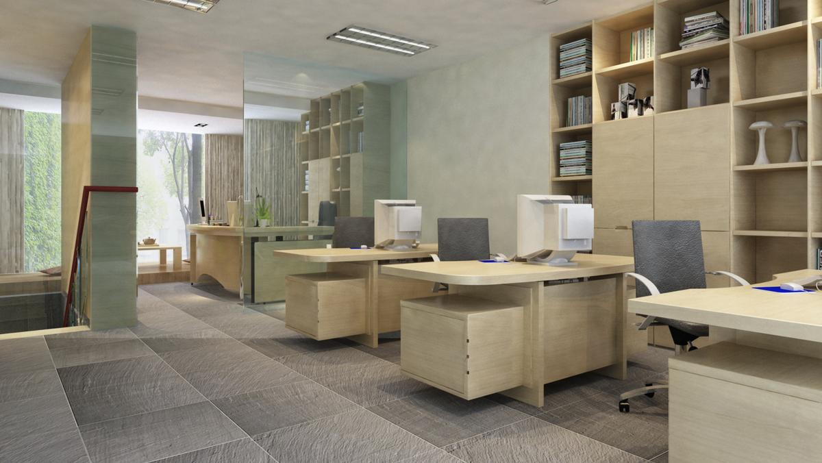 How to design office spaces to attract and retain great for Office space design