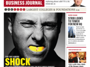 The Business Journal won third place for best issue for its Nov. 22, 2013 edition. (Click here to open a larger version of this image in a new tab.)