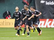 D.C. United will host a Leidos employee appreciation day May 31, honoring 5,000 employees with friends and family. Mandatory Credit: Paul Frederiksen-USA TODAY Sports